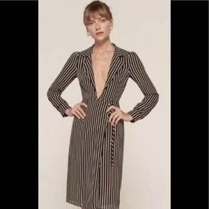 Reformation Salem dress. New. Size S